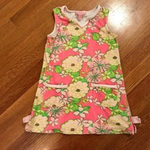 Lilly Pulitzer Small 4/5 swim cover up